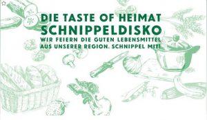 Taste of Heimat Schnippeldisko im Jack in the box @ Jack in the box